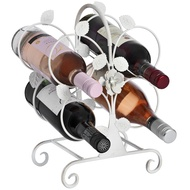Ornate white wine holder