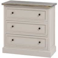 The Studley Collection 3 Drawer Chest