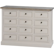 The Studley Collection 12 Drawer Chest