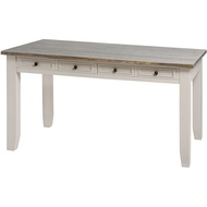 The Studley Collection Eight Drawer Country Dining Table