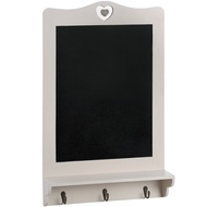 The Studley Collection Chalk Board With Hooks