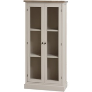 The Studley Collection Tall Glass Door Cabinet