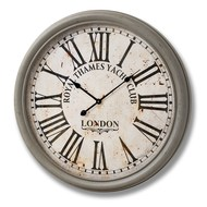 Thames Yacht Club clock