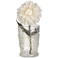 Decorative glass vase