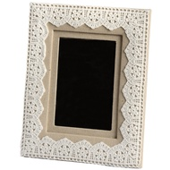 lace 5x7 photo frame