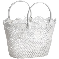 Lace Effect Occasional Bag