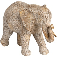 Ornate Indian Elephant Sculpture