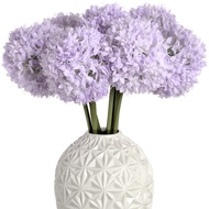 Lilac Allium Single Stem