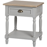 Churchill Collection One Drawer Bedside