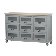 Churchill Collection Nine Draw unit