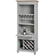Churchill Collection Wine Display Cabinet
