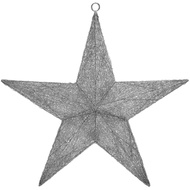 Large Handcrafted Hanging Star Light