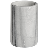 Grey Marble Utensils Holder