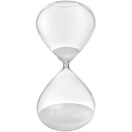 White Hour Glass Timer
