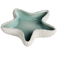 White Decorative Star Dish