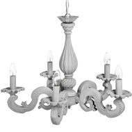 Chartres Five Light Chandelier