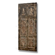 Pine Architectural Decoritve Door Wall Art