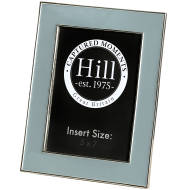 Grey Ceramic 5x7 Photo Frame
