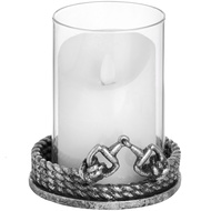 Intricate Stirrup Detailed Candle Holder
