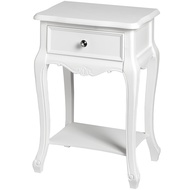 Florence Single Drawer Lamp Table