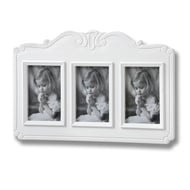 Florence 3 Picture 4 x 6 Photo Frames