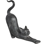 Stretching Cat Ornament