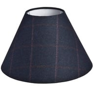 Jackdaw Yorkshire Tweed  Large Shade