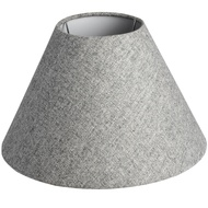Grey Herringbone Yorkshire Tweed Shade Large