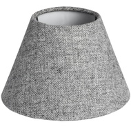 Grey Herringbone Yorkshire Tweed Shade Small
