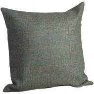 Greenfinch Yorkshire Tweed Cushion Cover