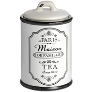 Paris Maison Tea Canister