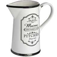 Paris Maison Pitcher