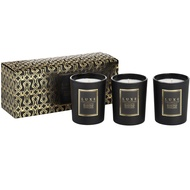 Moonlit Sands Set of Three Candles By Luxe Collection