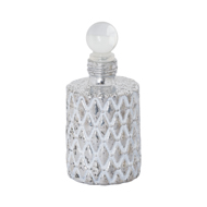Antique Silver Scent Bottle