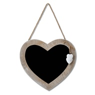 Hearts Collection Heart Chalk Board