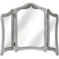 Estelle Collection Silver leaf Dressing Table Mirror