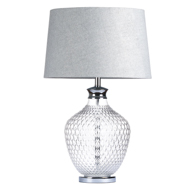 Bellini Glass Table Lamp