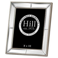 Rectangle Mirror Bordered Photo Frame 8x10