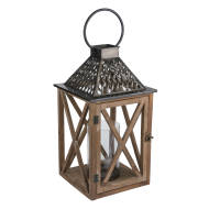 Large Lattice Detailed Cross Section Lantern