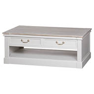 The Liberty Collection Large Four Drawer Coffee Table