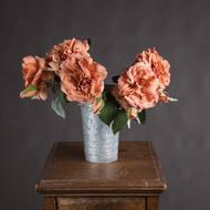 Orange Short Stem Fashion Rose