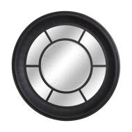 The Lebu Circular Round Window Mirror