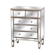 The Belfry Collection Two Over Three Chest Of Drawers