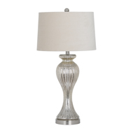 Valentina Mercury Glass Table Lamp