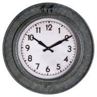 Marine Window Clock