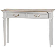 The Liberty Collection Two Drawer Console Table