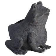 Freddie The Frog Plant Pot Holder