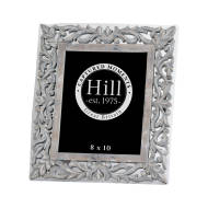Grey Painted Elaborate 8X10 Photo Frame