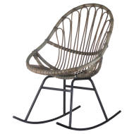 The Bali Collection Full Rattan Rocking Chair