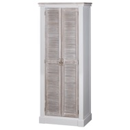 The Liberty Collection Cabinet With Louvred Door And Shelves